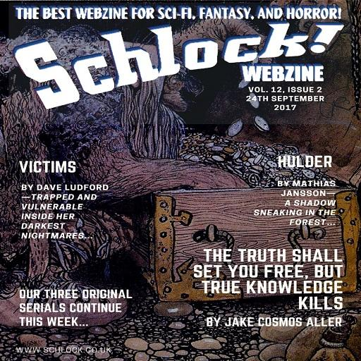 Schlock vol: 12 Issue 2 (Fantasy and Horror zine)- screenshot