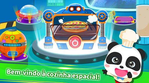 Cozinha Espacial do Pequeno Panda - Para crianças screenshot 5