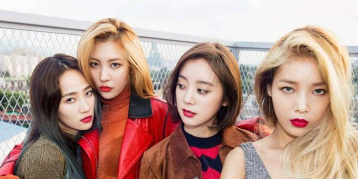 ☆BREAKING] Wonder Girls offici...