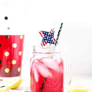 Blackberry Ginger Lemon Whole30 Tea.
