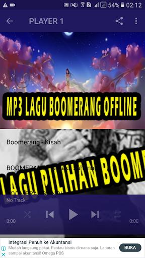 FULL ALBUM LAGU BOOMERANG ss3