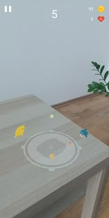 Vegetables Sharks AR Screenshot