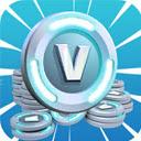 Free V Bucks - Fortnite Free VBucks Generator Icon
