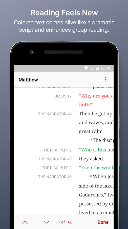 SourceView Bible- screenshot