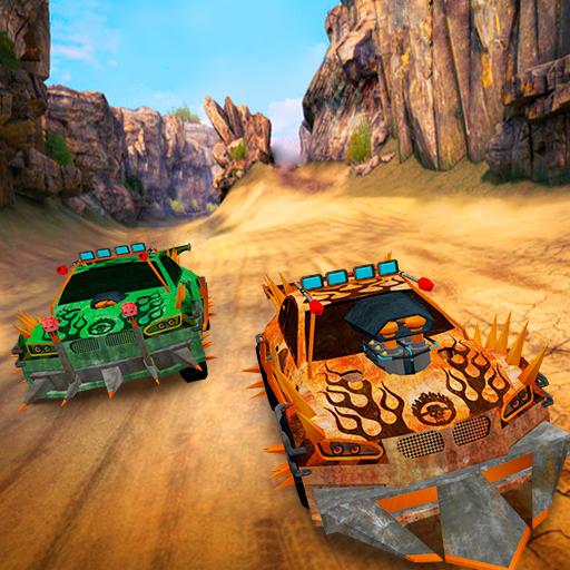 Mad Cars Fury Racing
