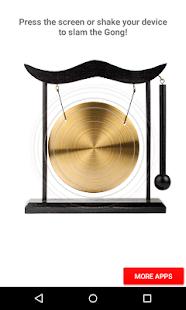 Gong - náhled