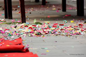 Photo: Day 190 -  Confetti