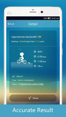 Speed Test - 3G,4G,Wifi Test - screenshot