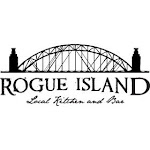 Logo for Whalers Brewing Pint Night at Rogue Island