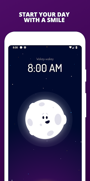 Alarm Clock: Wakey Android App Screenshot