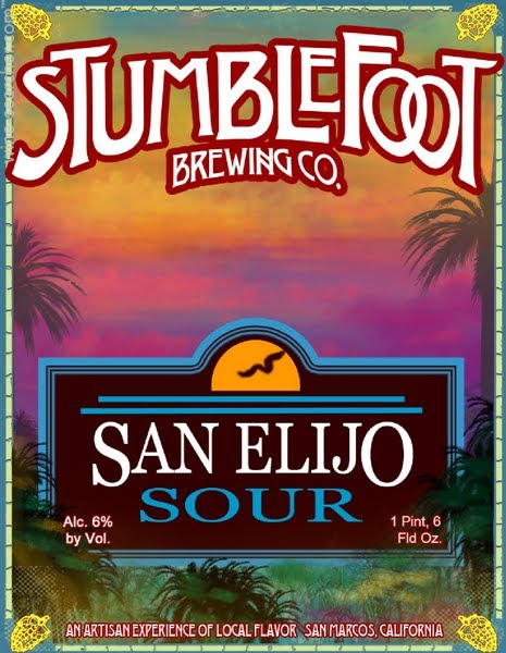Logo of Stumblefoot San Elijo Sour