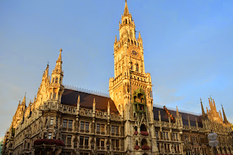 Photo: Church of St. Peter in MarienPlatz