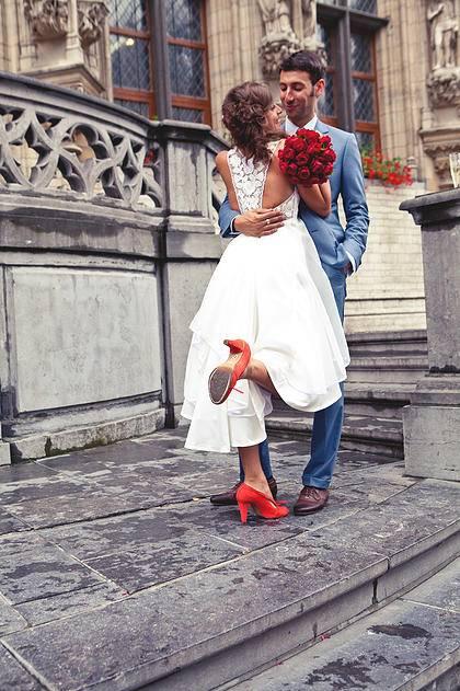 WEDDING >> STIJN EN ZSOFIA