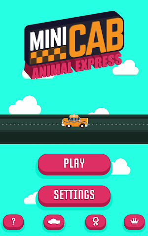 android MiniCab: Animal Express Screenshot 0