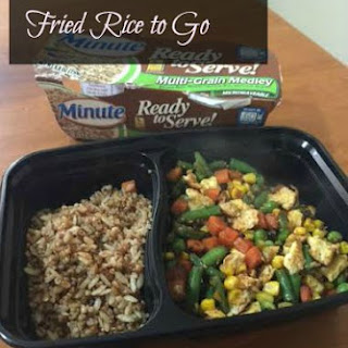 Fried Rice To Go from Minute Ready to Serve Rice