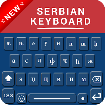 Mod Hacked APK Download Serbian Keyboard 2019, Serbian English