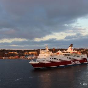 【北欧クルーズ】格安で宿泊&クルーズを体験!スウェーデンからエストニアのタリンへ船で移動してみよう!