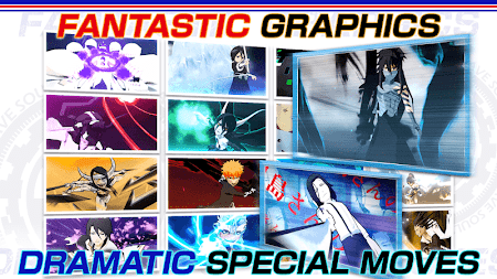 BLEACH Brave Souls APK screenshot thumbnail 2