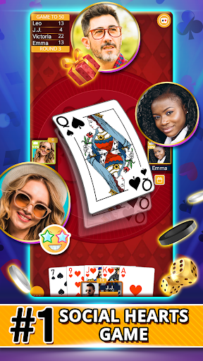 VIP Games: Hearts, Rummy, Yatzy, Dominoes, Crazy 8 android2mod screenshots 2