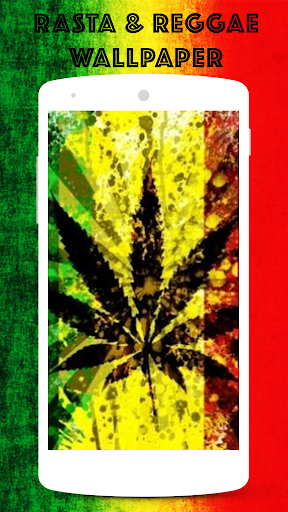 Rasta Weed Reggae Wallpaper