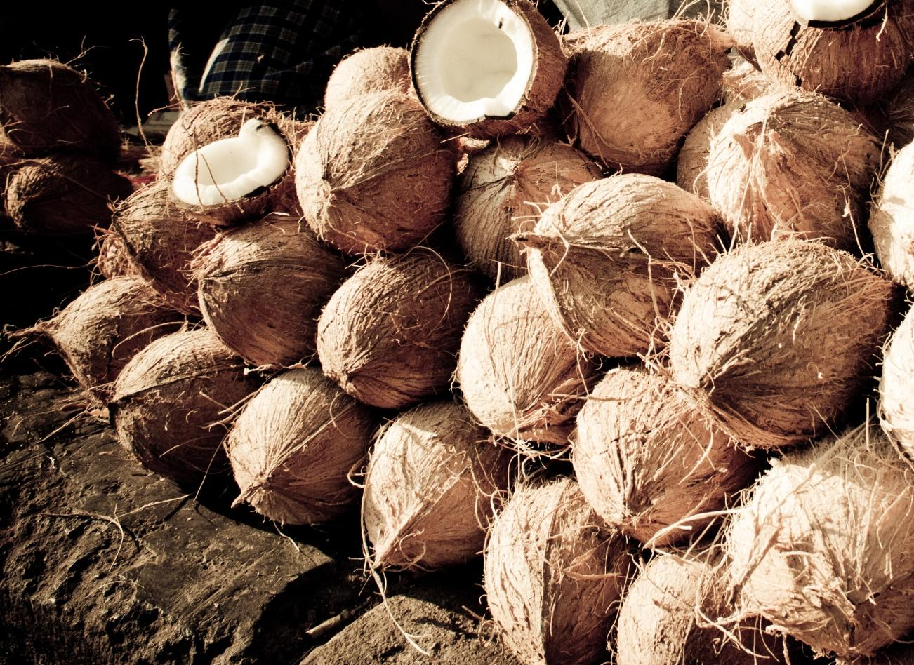 Indian Culture, Indian Culture 101, Offer Coconut, Coconut, Coconut In Temples