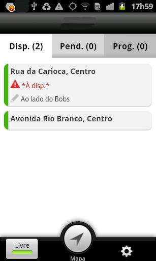 ROTA CAR DELUXE - Motorista screenshots 1