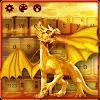 Golden Dragon Keyboard APK