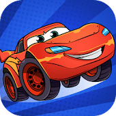 Mcqueen adventure car race