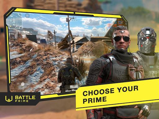 Battle Prime: Online Multiplayer Combat CS Shooter 5.0 Screenshots 10