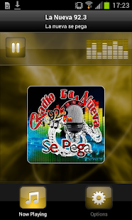 La Nueva 92.3- screenshot thumbnail