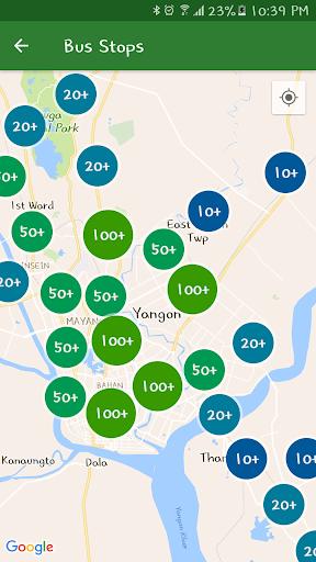 Yangon City Bus (YBS) 1.2.5 Screenshots 5