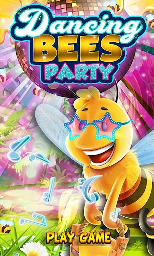 Dancing Bees Party 1.0 screenshots 18