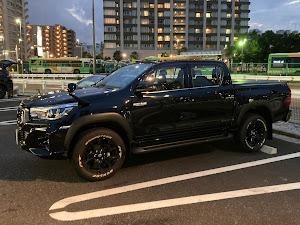 ハイラックス 4WD ピックアップ 2019年のカスタム事例画像 秀一さんの2020年09月16日18:09の投稿