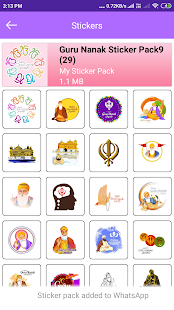 Download Punjabi Stickers For Whatsapp For PC Windows and Mac apk screenshot 5