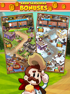 Game Idle Frontier: Tap Town Tycoon APK for Windows Phone