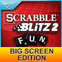 SCRABBLE Blitz 2 Big Screen