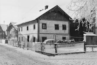 Photo: Kumpfmüller-Haus mit Goggomobil - Detail