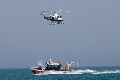 The_Chicago_Fire_Department_Air_&_Sea_Rescue_At_The_2019_Chicago_Air_&_Water_Show