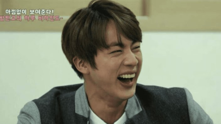 jin laugh
