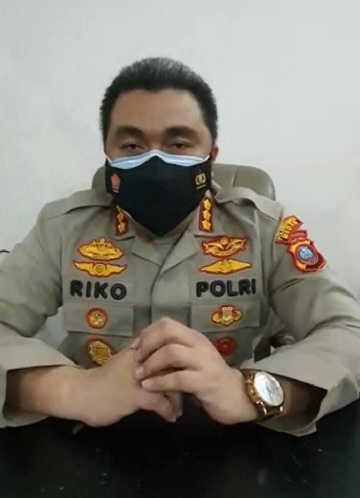 Ini Penjelasan Kapolrestabes Medan Soal Kerumunan Vaksinasi di Gor Pancing.