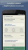 Screenshot of Credit & Debit Card Rewards
