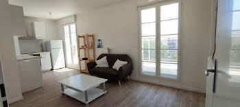 Appartement meublé 2 pièces 37,17 m2