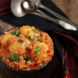 Dum aloo recipe Punjabi style | Restaurant style dum aloo