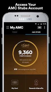 AMC Theatres screenshot 03