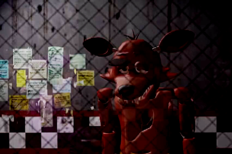 Tips: Five Nights At Freddy - náhled