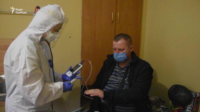 Витягнули з «того світу» – пацієнтка з COVID-19 (відео)