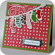 DIYクリスマスカードのアイデア