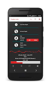 Numb Music Player - Free Music, Equalizer & Themes - náhled