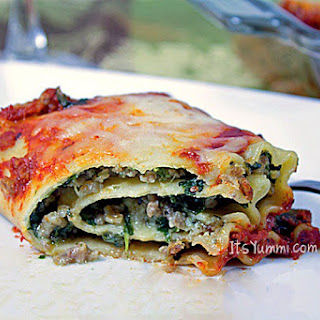 Lasagna Roll Ups With Ricotta Cheese Recipes