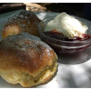 Swiss Scones